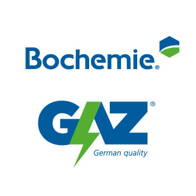 GAZ has become part of Bochemie